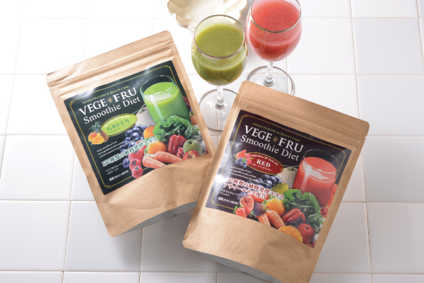 VEGEFRU Smoothie Diet