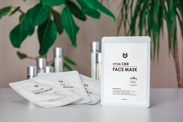smile CBD FACE MASK